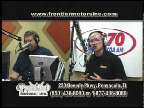 Frontier Motors TV Show May 20 of 2010 Part 2