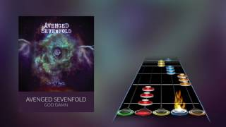 "Avenged Sevenfold's ""God Damn"" (NEW 2016!) - GH3+ Custom Song"