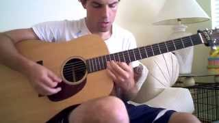 A Word in Spanish - Elton John (Guitar Solo Cover) - Ryan Minor