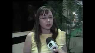Entrevista da Lidiane ao programa Bom Dia RN da Tv Cabugi