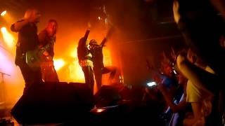 Amaranthe - Infinity [Live @ Moscow 12/2013]