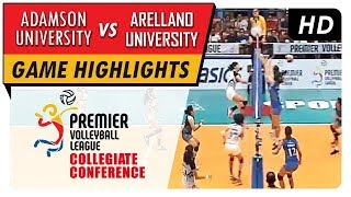 ADU vs. AU | PVL Season 2 Collegiate Conference | Game Highlights | September 9, 2017