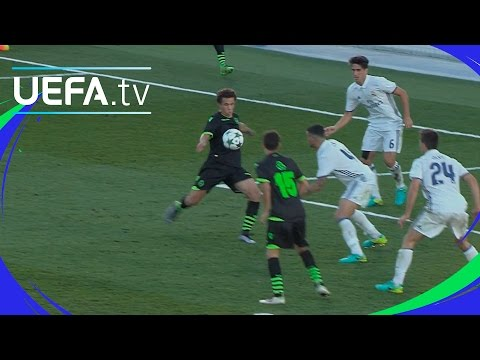 Highlights: Real Madrid 1-1 Sporting