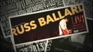 Russ Ballard Lisbon 2013 Promotion