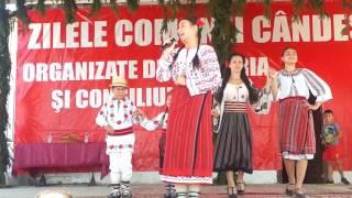 Zilele comunei Candesti