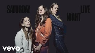 HAIM - Little of Your Love (Live on SNL)