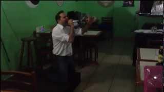 Nelson Ned - Tudo Passará no karaoke (cover)