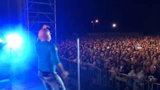 Pedro Abrunhosa ao vivo no palco