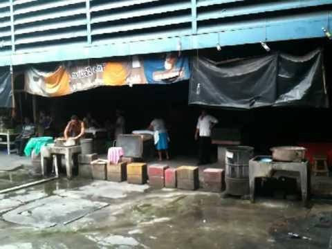 Roberto Huembes Markt in Nicaragua #myjourney