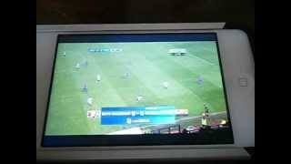 How to Watch Live Soccer Game on Ipod Touch (HD)