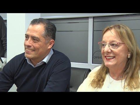 """Quiroga: """"La Zona Franca es un viejo anhelo de todos los santacruceños"""""""