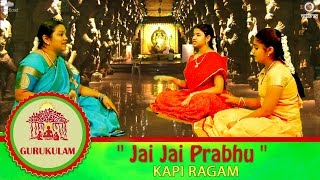 Jai Jai Prabhu - Kapi Raagam | Gurukulam Episode 39 | Vikku TV