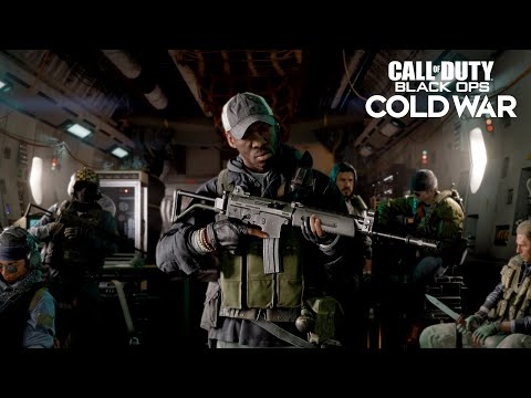 WTFF::: Call of Duty: Black Ops Cold War multiplayer revealed - open beta announced for October