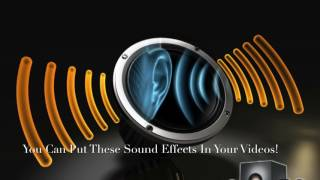 Most Wanted-Sound Effects