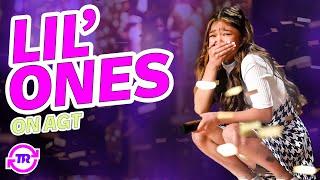 Top 10 Best Kid GOLDEN BUZZERS On America's Got Talent!