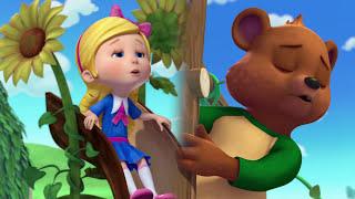 Queria Brincar Com Você - Cachinhos Dourados e Ursinho