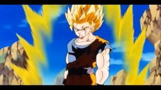 Vegeta and Goku- Pain
