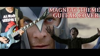 Magneto Theme Guitar Cover (Henry Jackman)