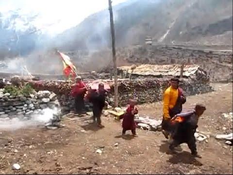 Spring Ritual in Nepal