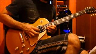 Gary Moore - Still Got the Blues  (Solo Cover)