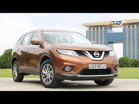 Trải nghiệm Nissan X Trail tại Bình Dương-Vũng Tàu