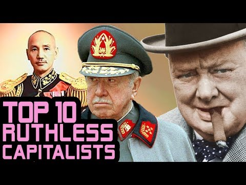 10 Bloodthirsty Capitalists who MURDERED their way to the top! [Non-Compete Top 10s!]