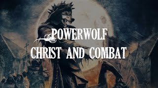 [HQ] Powerwolf - Christ and Combat [Lyrics]