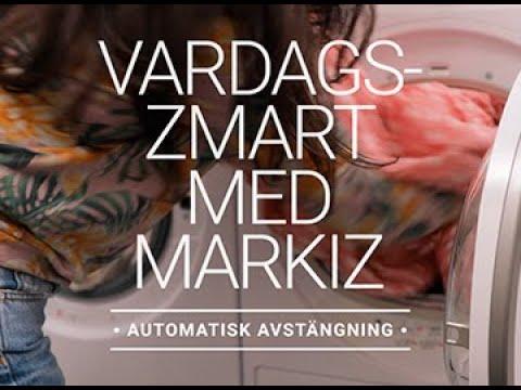 Cylinda – Vardagssmart med Markiz (Automatisk avstängning)