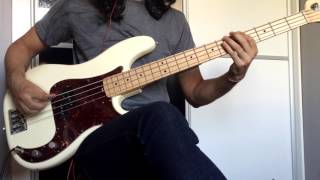 Ghost - Stand By Him / Bass Cover
