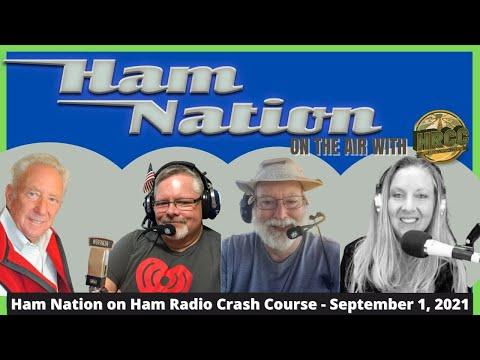 Ham Nation: Hurricane Ida, Remembering Bill Sudock WB6FDF