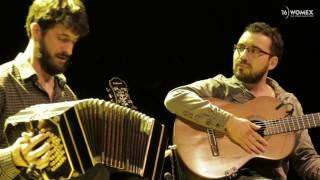 Quinteto Bataraz - Chacarera de la tarde - Live at WOMEX 16