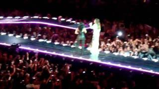Ivete Sangalo + Nelly Furtado no Madison Square Garden