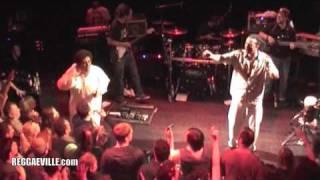 Part 4: Dub Inc. - Rude Boy / Jamrock Riddim  [Live in Munich, Germany @ Ampere 11/18/2010]