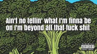 """Broccoli"" music (LYRICS) (AUDIO)"
