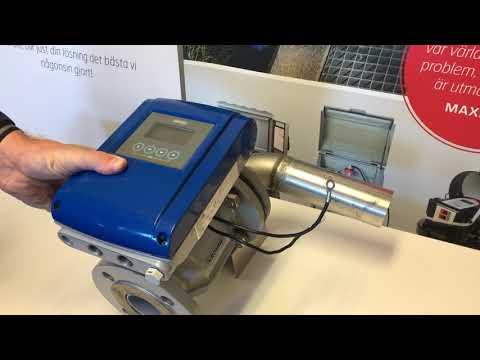 Byte av signalomvandlare VM9037 IFC 100
