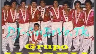 Grupo Alegria - Por Un Herror...Canta Alin