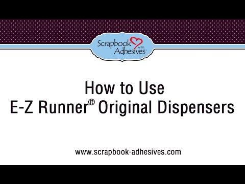 How to Use the E-Z Runner Original Dispenser