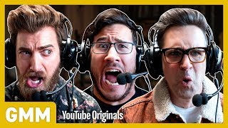 Speech Jammer Gaming ft. Markiplier