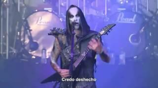 Behemoth - Amen [Live Bloodstock 2016 HD] (Subtítulos Español)