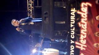 El Angel Negro-PLaza Los Caobos Fiesta Retro. Nº 2