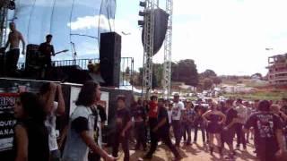 Ordo ab Chao - La Tormenta - Live In Anapolis Metal 2012