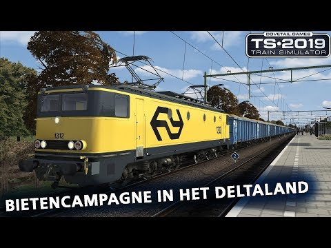 Train Simulator 2019: Bietencampagne in het Deltaland (Dutch Classics 1300)