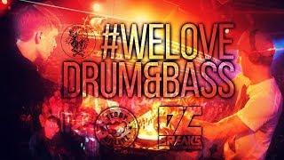Aftermovie #WELOVE DRUM&BASS ft. DC Breaks & Teddy Killerz  | 11.04.2014 | Clubzal SPb