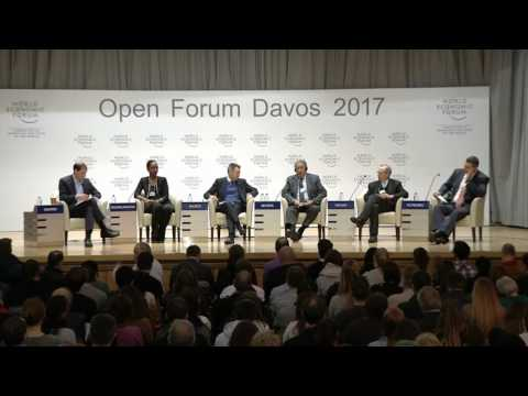 Davos 2017 - Leading in Divided Time