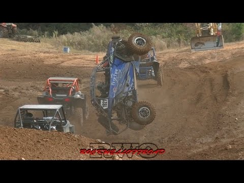 SXS RACE!! YXZ1000 RZR 1000 TURBO MAVERICK 1000 YAMAHA VS CAN AM VS POLARIS!!! Poster