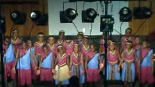African Children's Choir - Because You Loved Me.wmv