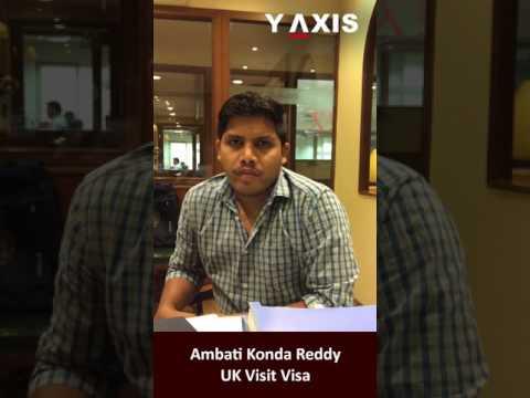 Ambati Konda Reddy UK Visit Visa PC Jyothi Reddy