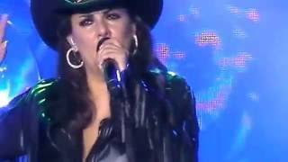 Edith Marquez Te hubieras ido antes  Feria Cholula Fiestas Patrias 2016