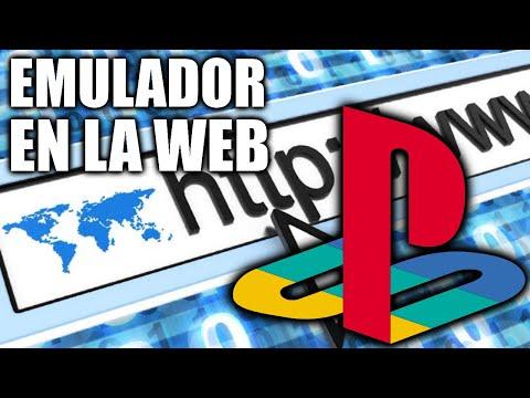 Juega PSX via WEB desde tu navegador