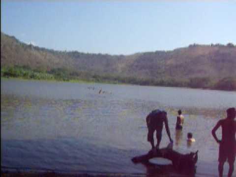 oscar nicaragua video tomado en la laguna de nejapa 2